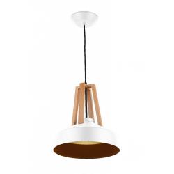 Trix Black lampa wisząca 112 Keter Lighting