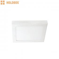 Skiathos lampa natynkowa biała NT-S-18 W Holdbox