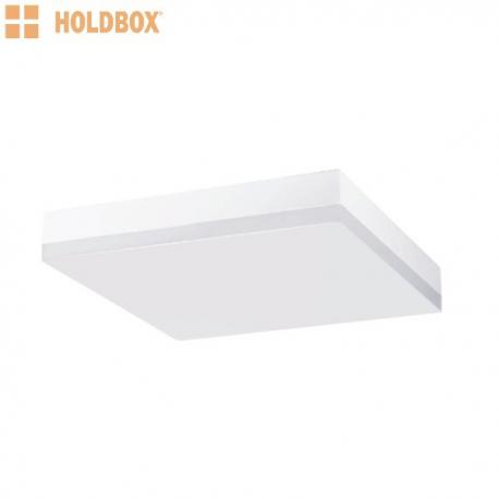 Pulsano Ceiling lampa natynkowa biała HB12005 Holdbox