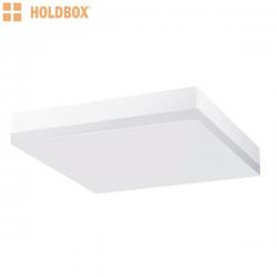 Serres lampa natynkowa S-24 W LED biała HB12056 Holdbox