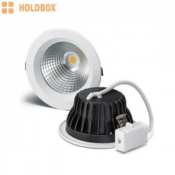 Prime Clear lampa do wbudowania 20W HOLDBOX
