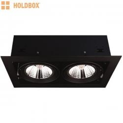 Siena II ES111 lampa do wbudowania HOLDBOX