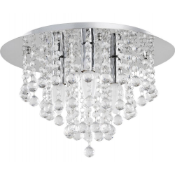 Crystal LED plafon 115 Lumen Light