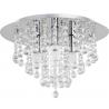 Crystal LED plafon 115 Keter Lighting